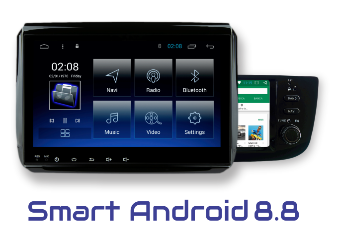 Hot site Smart Android 8.8-