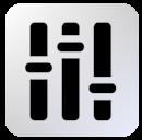 icone equalizador