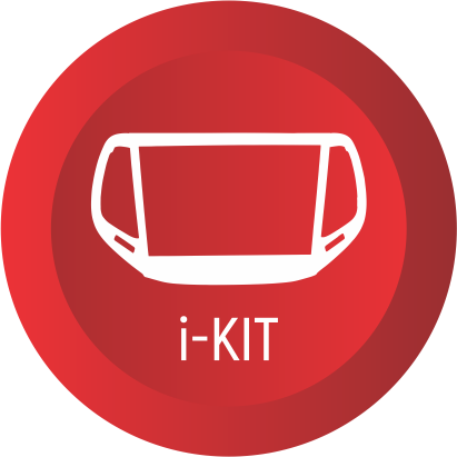 Logo i-kit 2